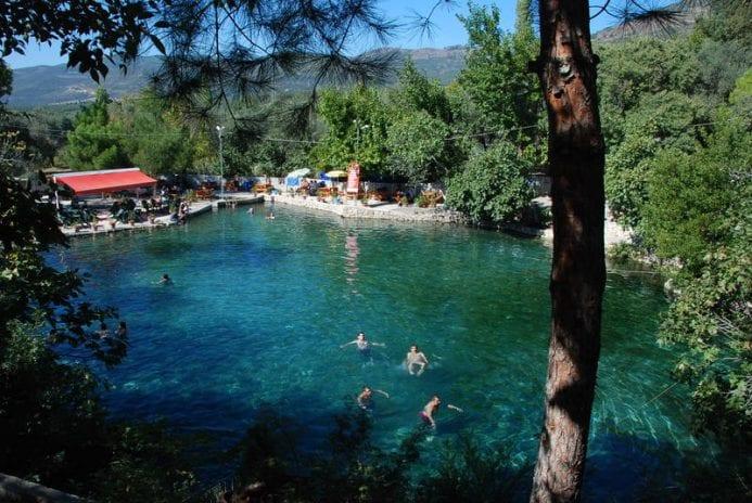 Ilıca Köyü Kaplıcası (Ridos)