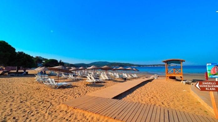 kerpe halk plajı