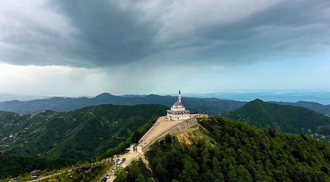 Kıbledağı-Dua Tepesi Hacı Hafız Yusuf Yılmaz Camii