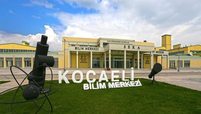 kocaeli bilim merkezi ve kağıt müzesi
