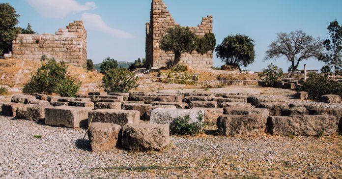 Myndos Antik Kenti