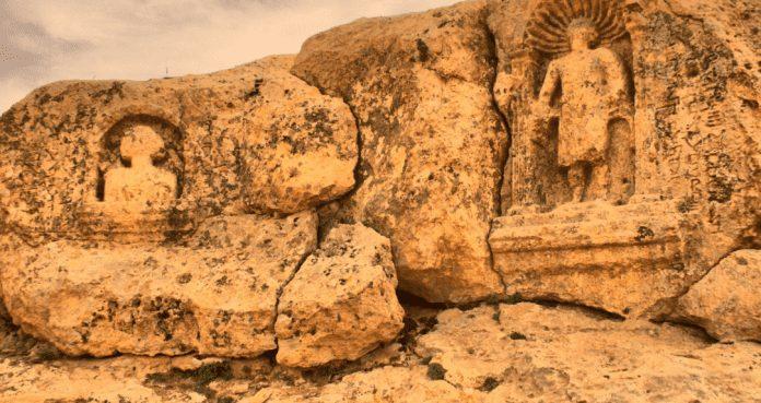 soğmatar antik kenti