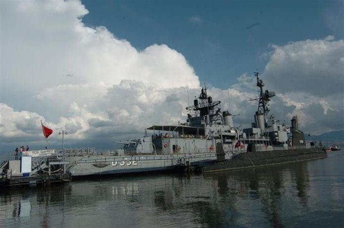 TCG Hızır Reis Ve Gayret Gemi Müzesi