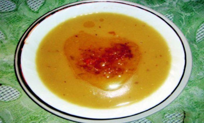 Urfa Mahluta Çorbası