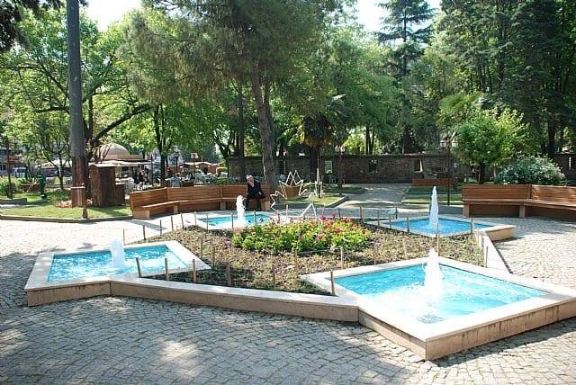 yeni cuma parkı