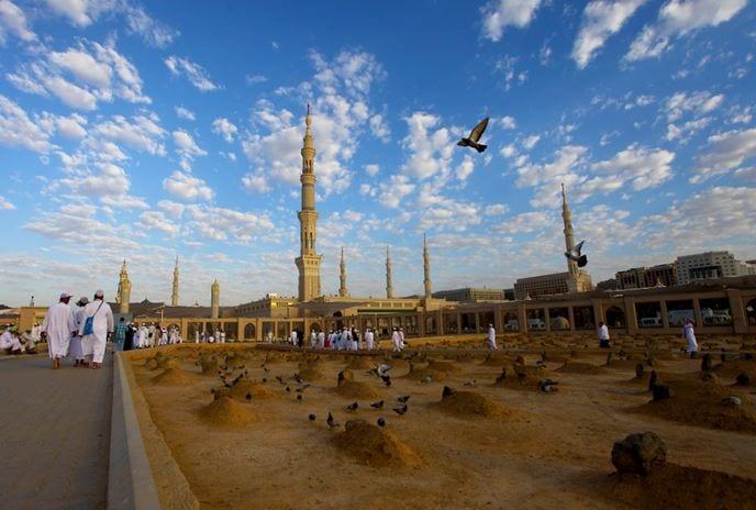AL-Baqi Cemetery