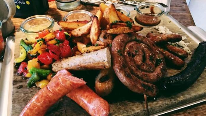 Aachen yemekleri
