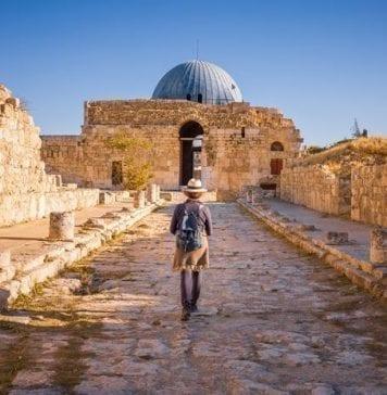 Amman Tarihi Yerler