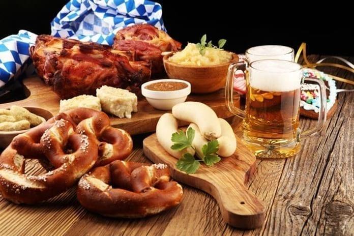 Friedrichshafen yemekleri