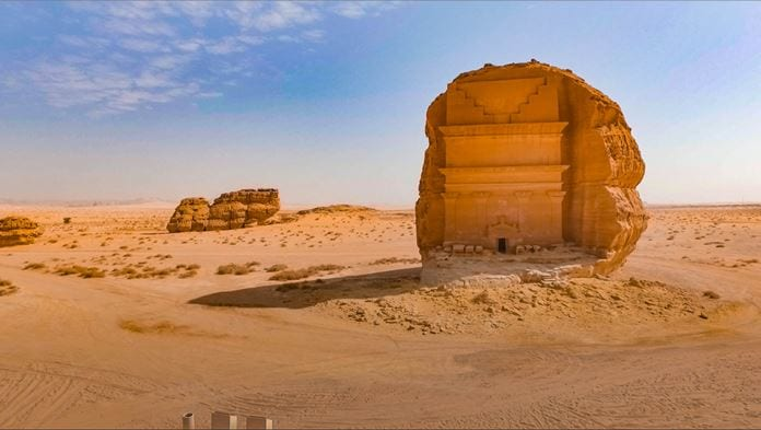 Mada'in Saleh​