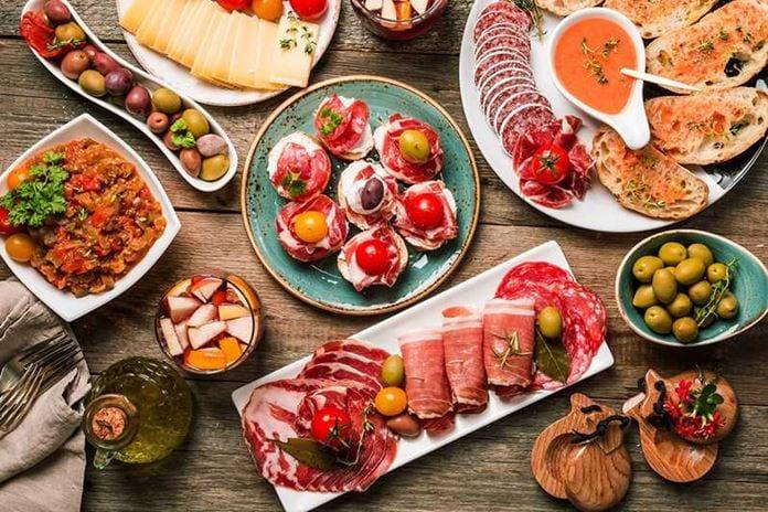 Palma de Mallorca yemekleri