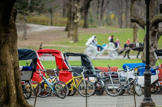 Pedicab Turları