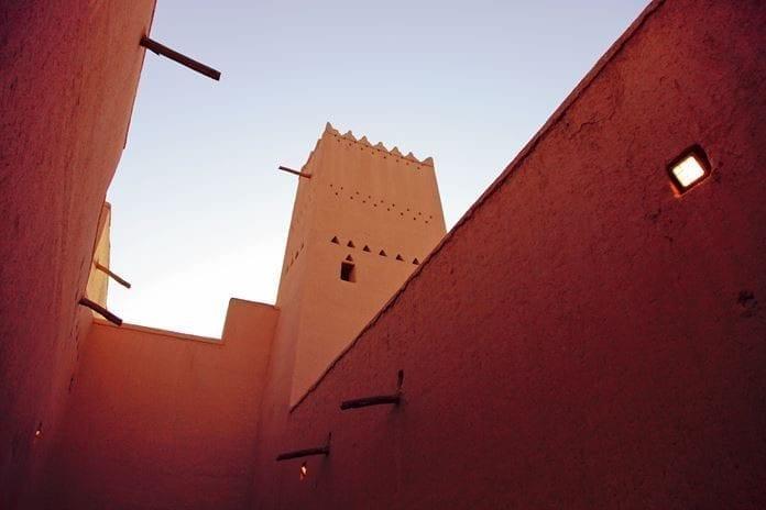 Riyad Tarihi Yerler