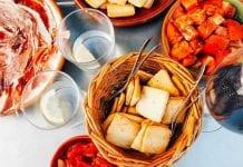Sevilla'da ne yenir? Ne içilir?
