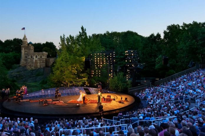 Central Park Shakespeare