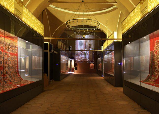 uşak hali kilim müzesi