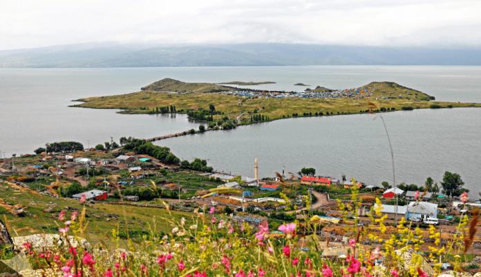 akçakale adası