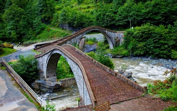 çifteköprü