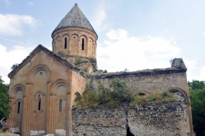 işhani manastırı