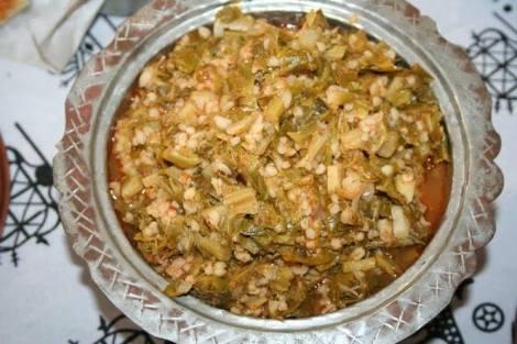 mancar yemeği