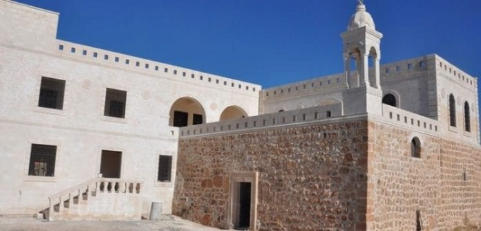mor aho manastırı