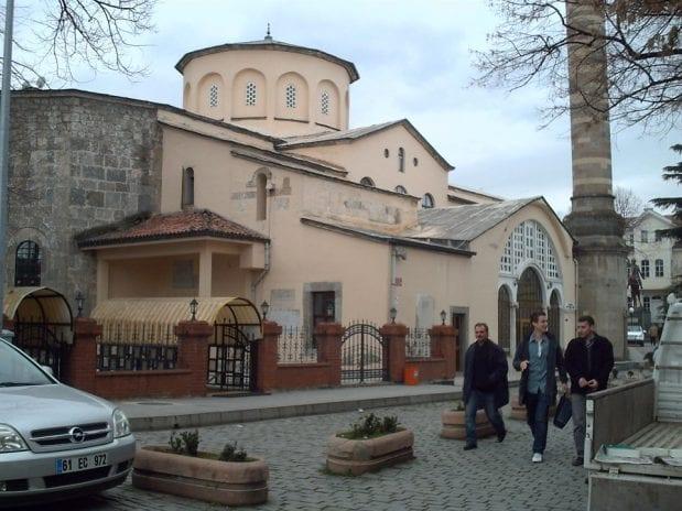 ortahisar camii
