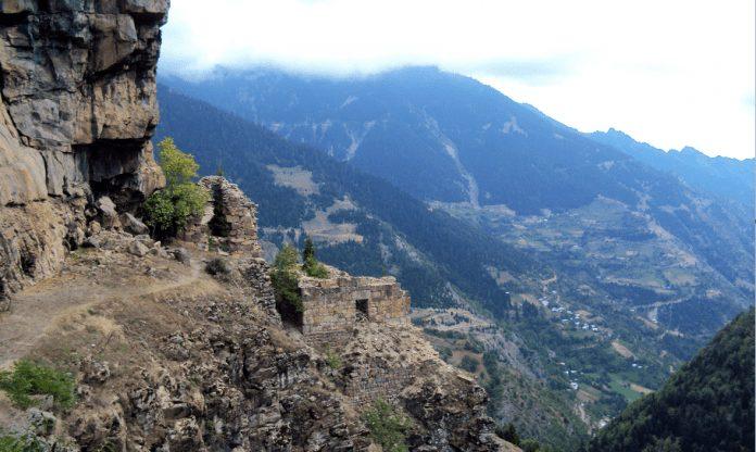 parehi manastırı