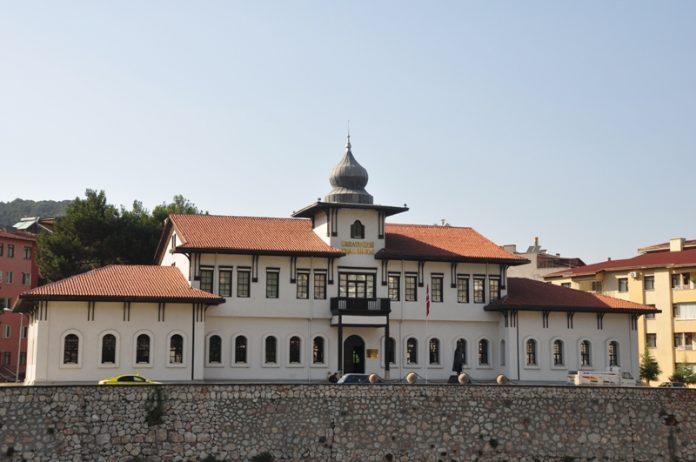 Saraydüzü Kışla Binası Milli Mücadele Müzesi