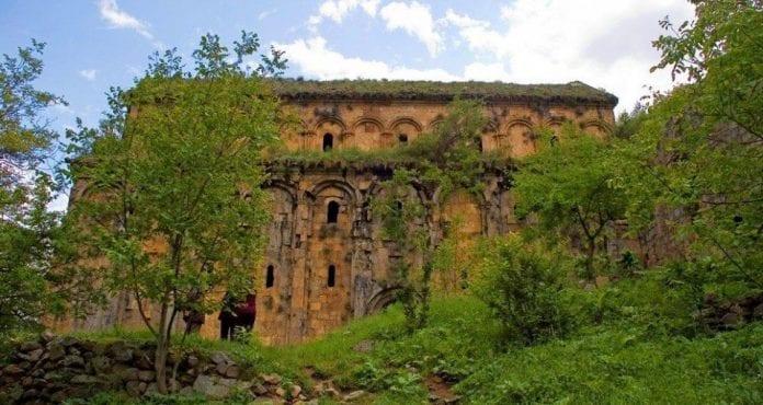 tekkale manastırı