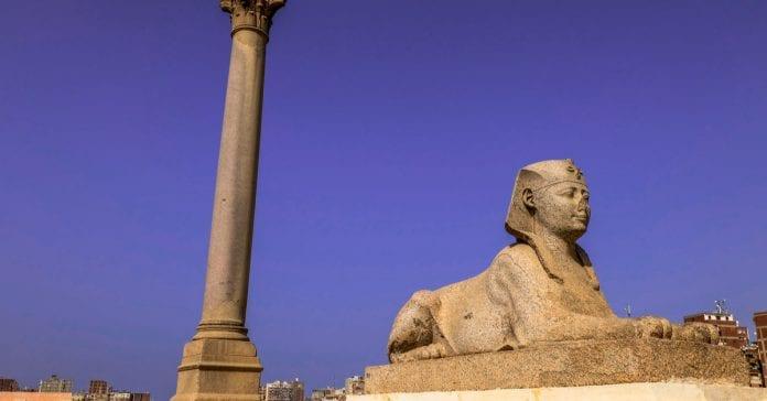 İskenderiye Tarihi Yerler