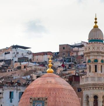 Cezayir Tarihi Yerler