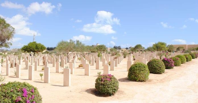 El Alamein War Memorials