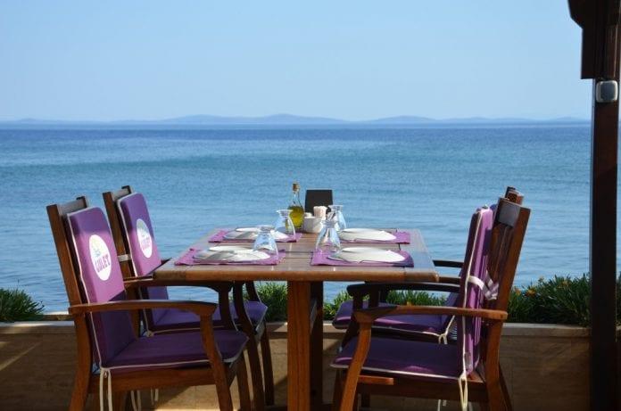 Gulet Restoran Garden Beach