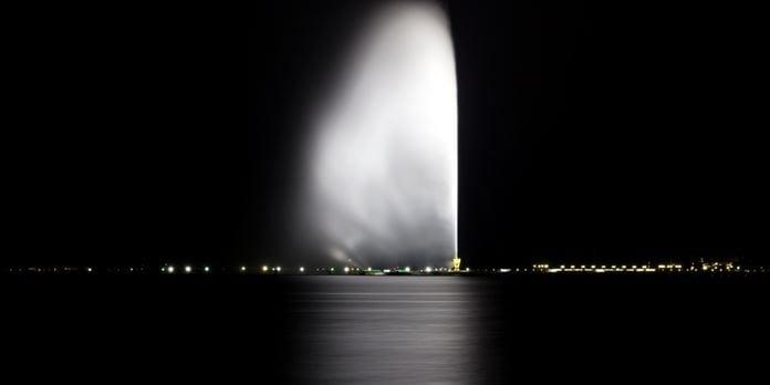 King Fahd Fountain