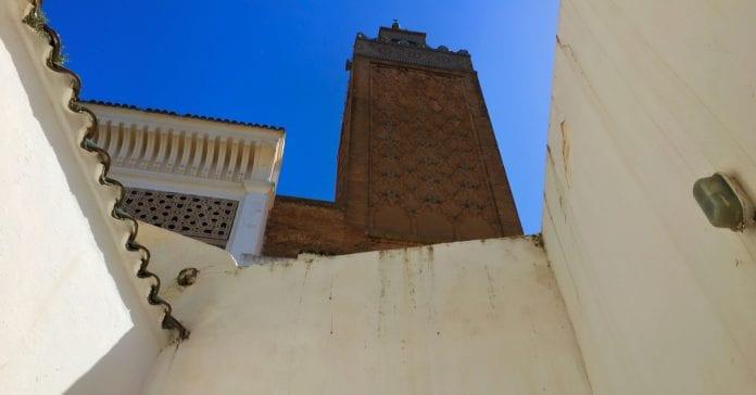 Sidi Boumediene Camii ve Türbesi