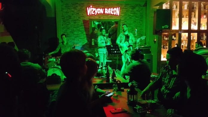 Vizyon Baron Bar