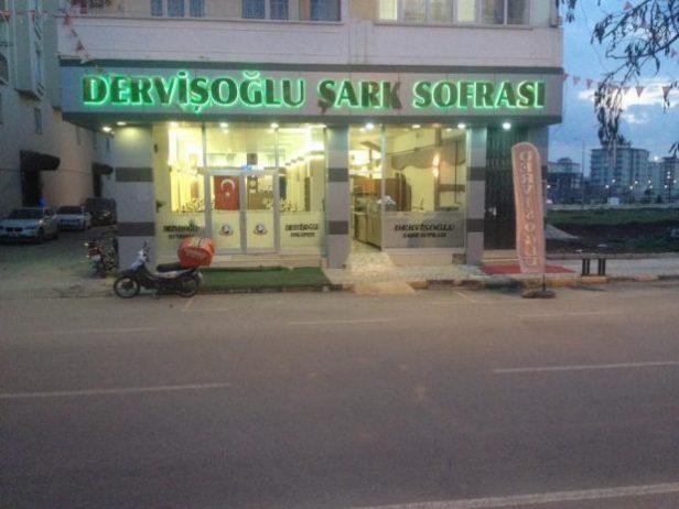 Dervişoğlu Restoran Şark Sofrası