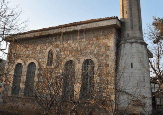 güneyköy küçük cami