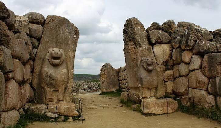 hattuşaş antik kenti
