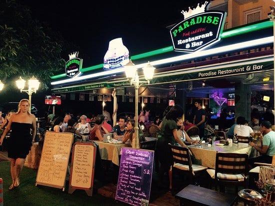 Paradise Restoran & Bar