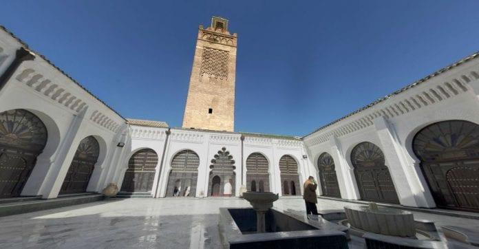 tlemcen grande mosquée