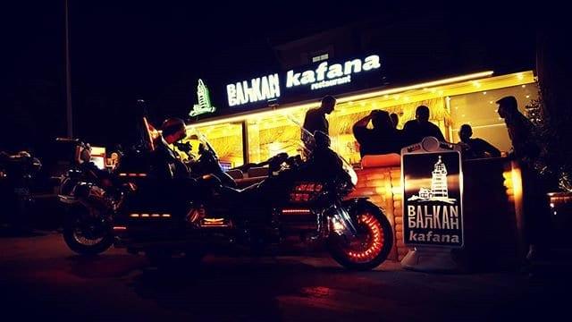 Balkan Kafana