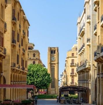 Beyrut Tarihi Yerler