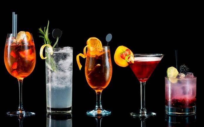 Cocktail Cafe Bar