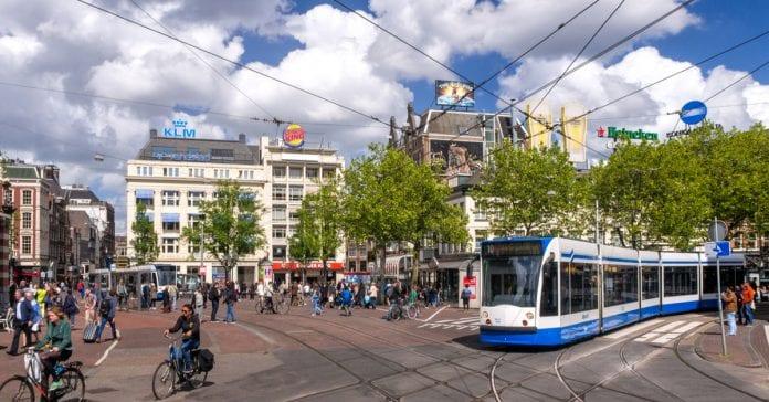 Leidseplein Meydanı