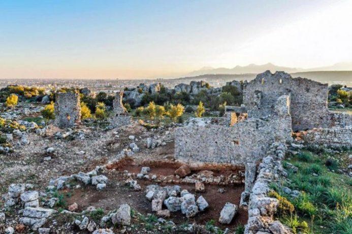 Lyrboton Antik Kenti