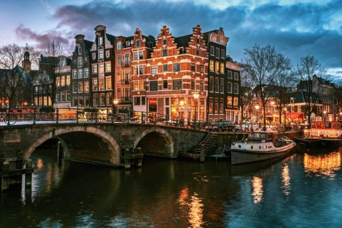 Prinsengracht kanali
