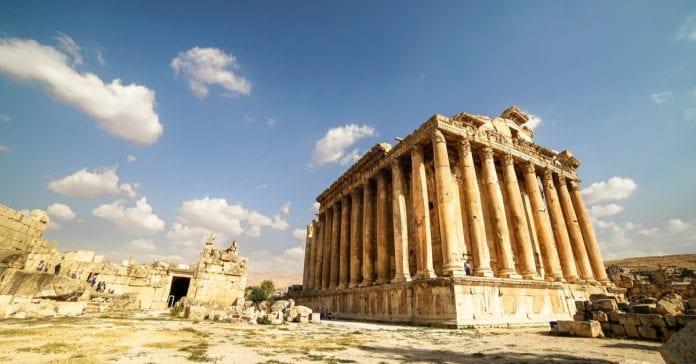 Roman Temple of Bacchus