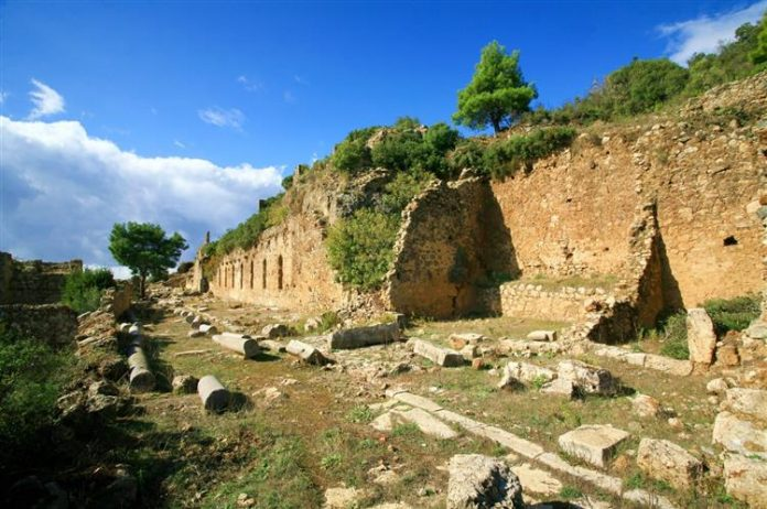 Syedra Antik Kenti