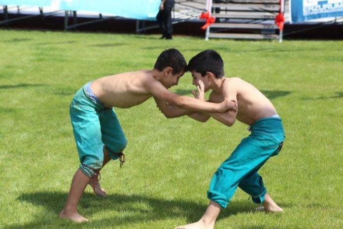 Uluslararası Altın Kemer Karakucak Güreşleri